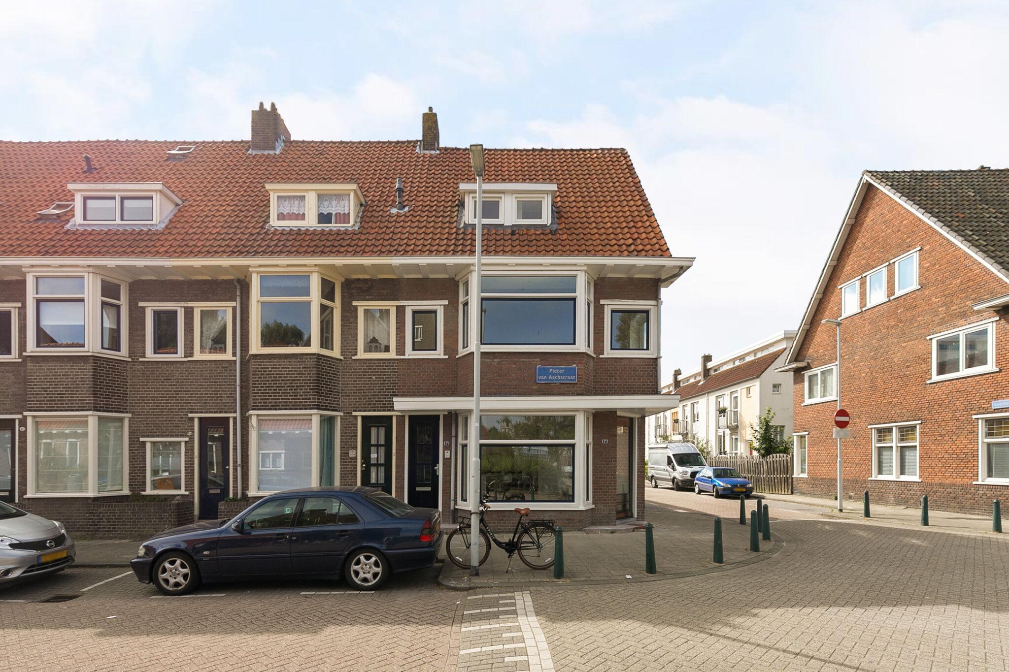 Pieter van Aschstraat 2B voorgevel