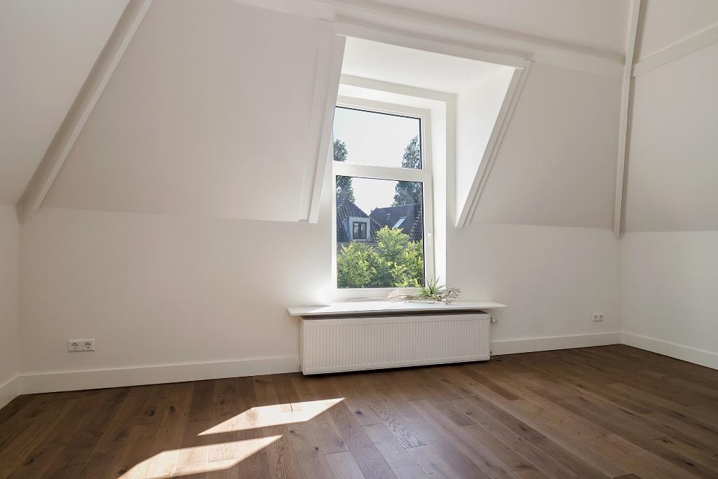 Zwart Janstraat 137A - slaapkamer voorzijde